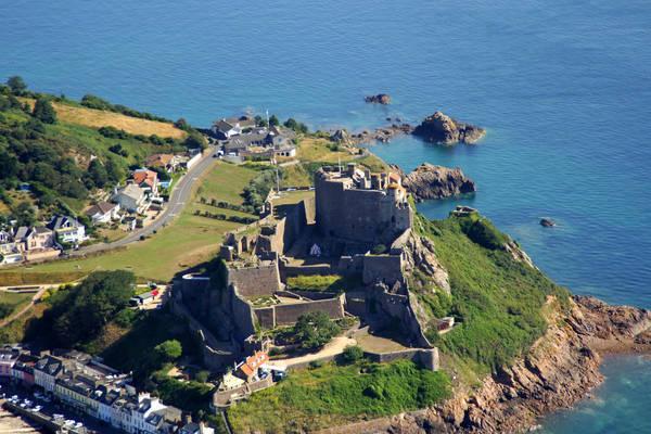 Mount Orgueil Castle