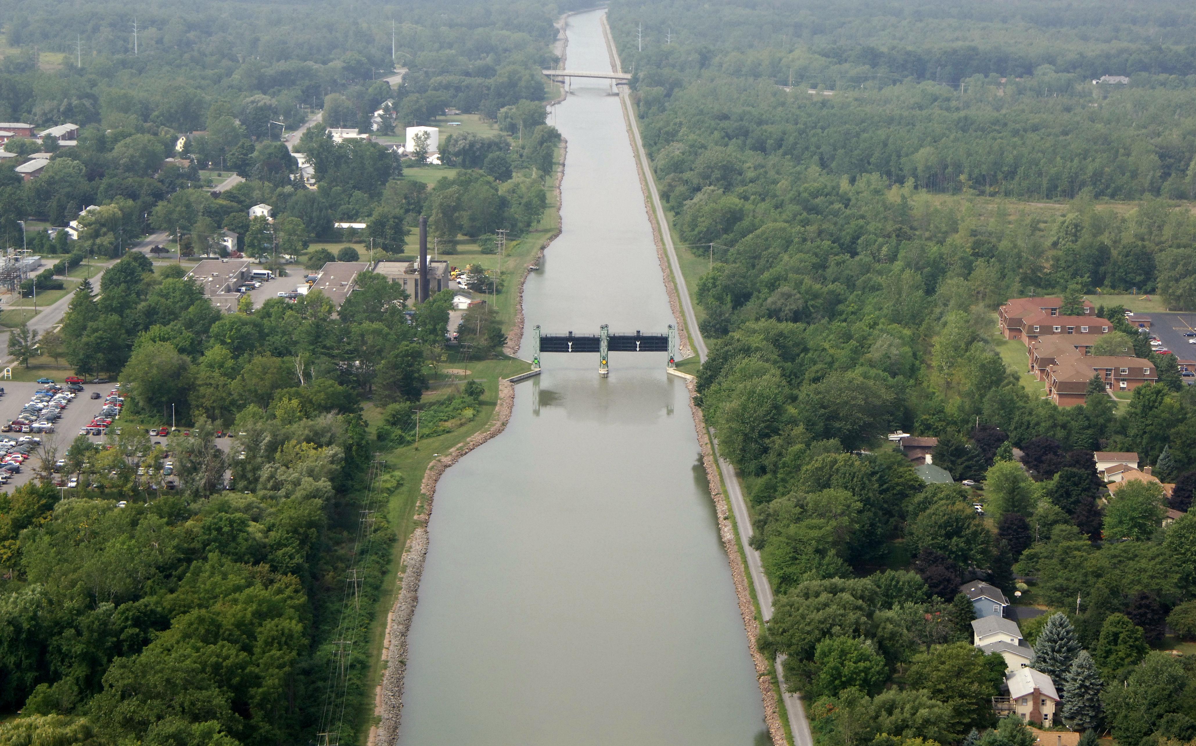 Brockport Guard Gate Lock in Brockport, NY, United States ...