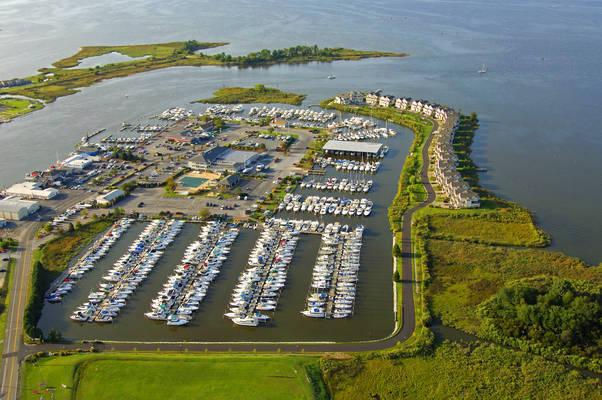 Safe Harbor Narrows Point