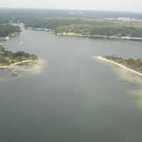 Watson Bayou Inlet