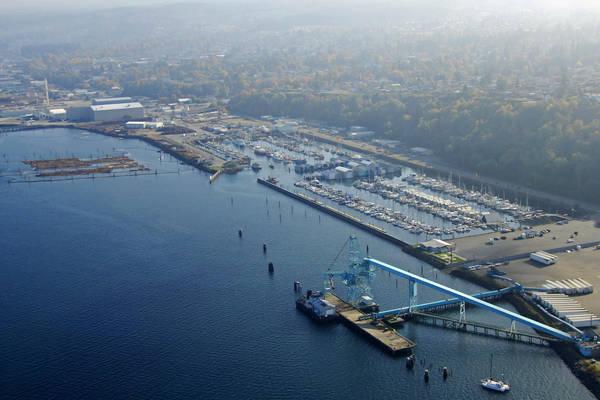 Port Angeles Yacht Club