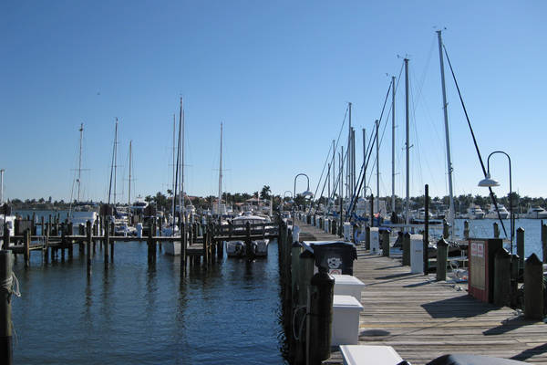 Naples City Dock