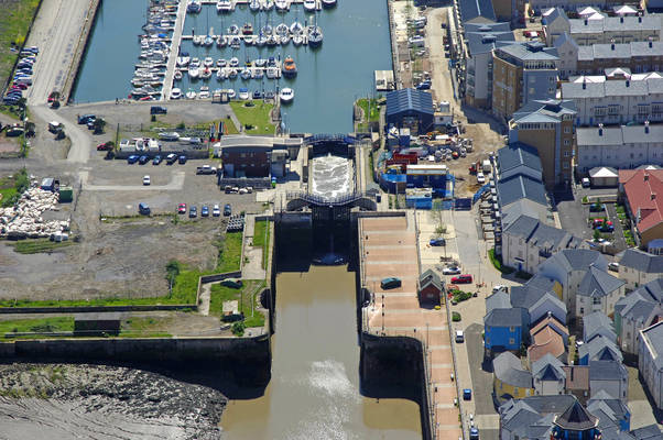 Portishead Lock