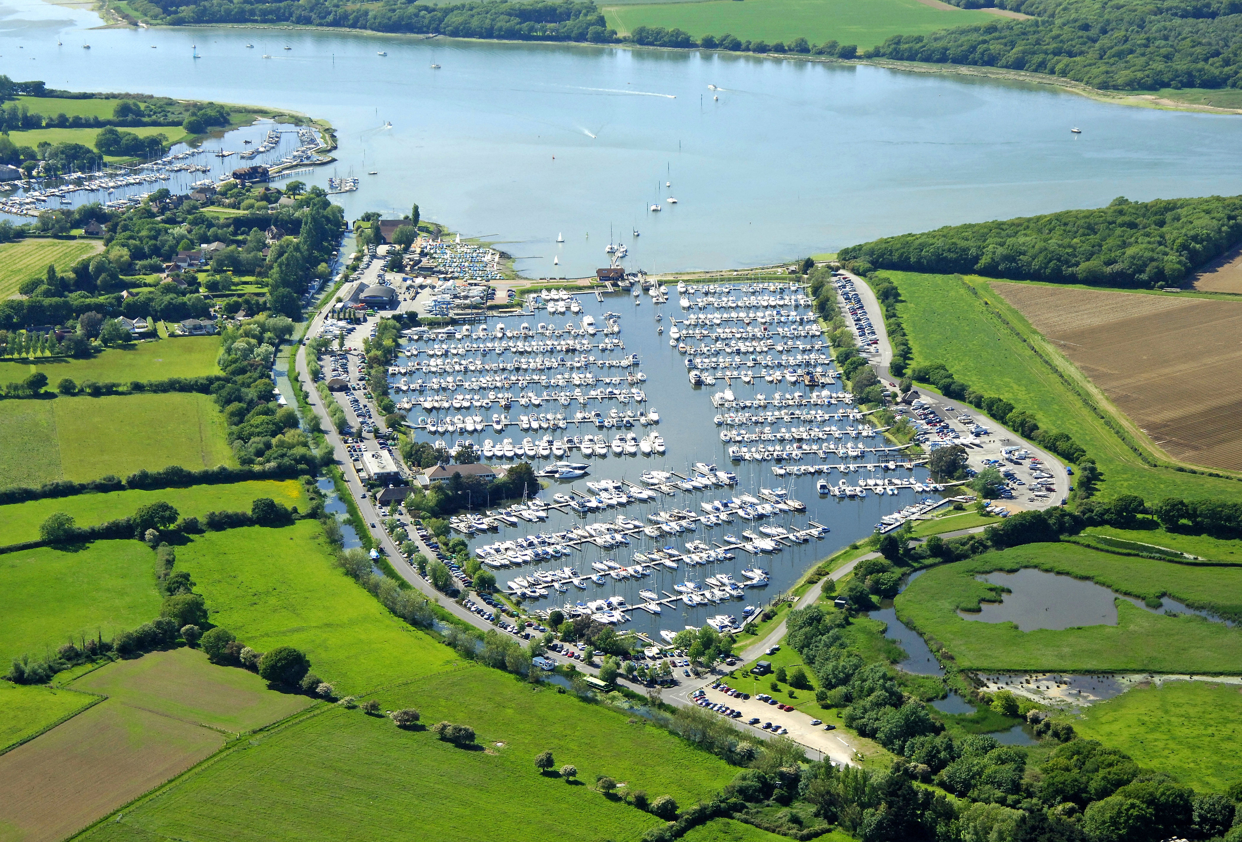 Premier Chichester Marina & Boatyard in Chichester, West Sussex, GB, United Kingdom - Marina Reviews - Phone Number - Marinas.com