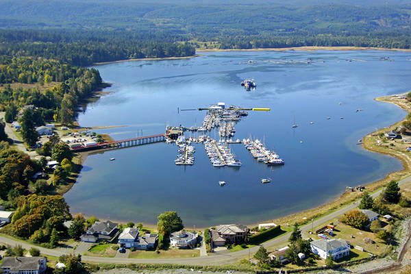 Deep Bay Harbour Authority
