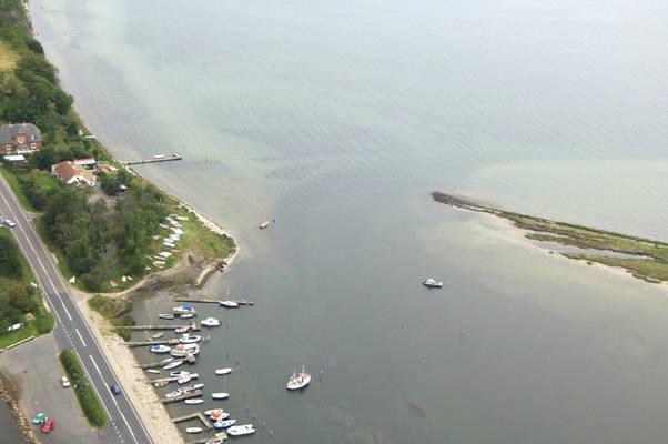 Holckenhavn Fjord Inlet