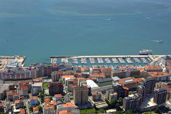 Darsena De Molnedo Marina