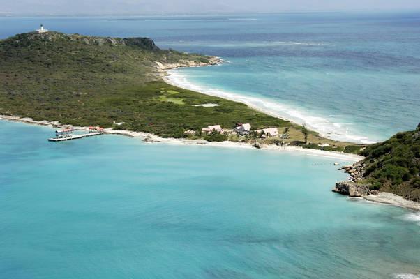 Isla Caja de Muertos Nature Reserve Ferry Dock