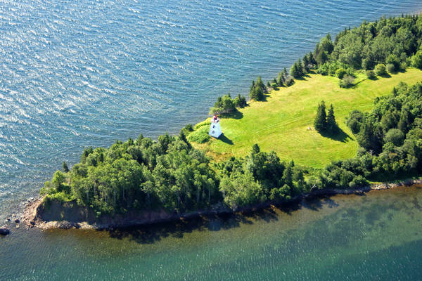 Gillis Point Lighthouse