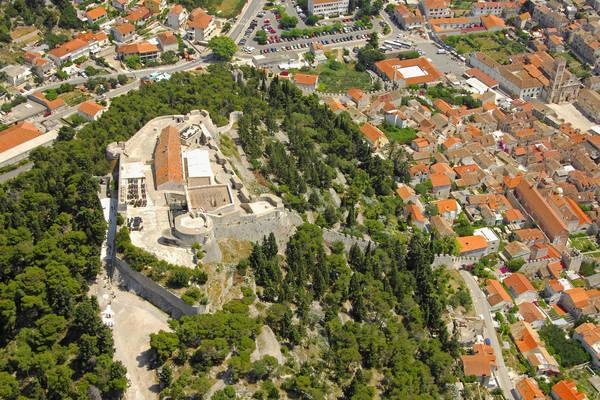 Hvar Spanjola Fortress