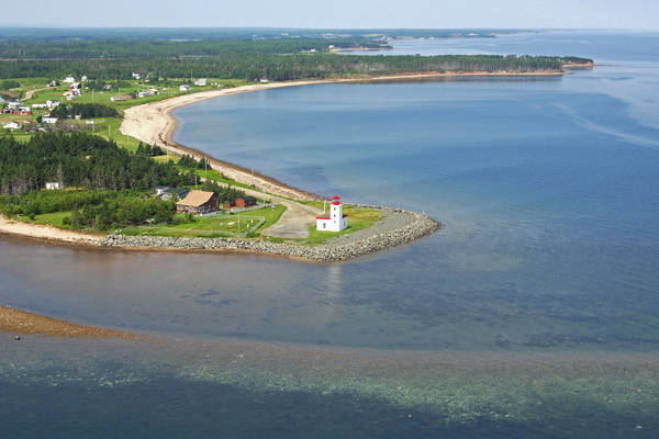 Caribou Lighthouse