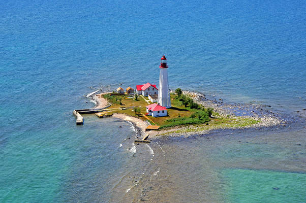 Caribou Island Lighthouse