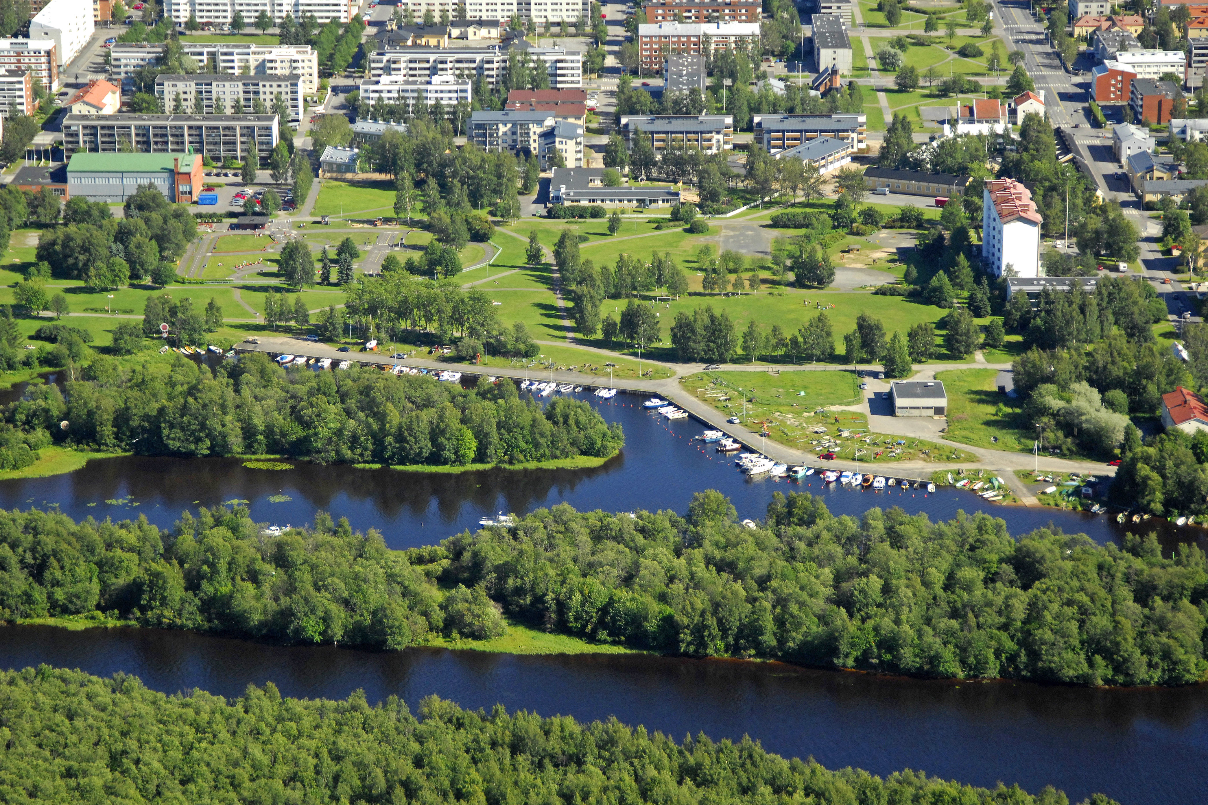 Oulu Helsinki