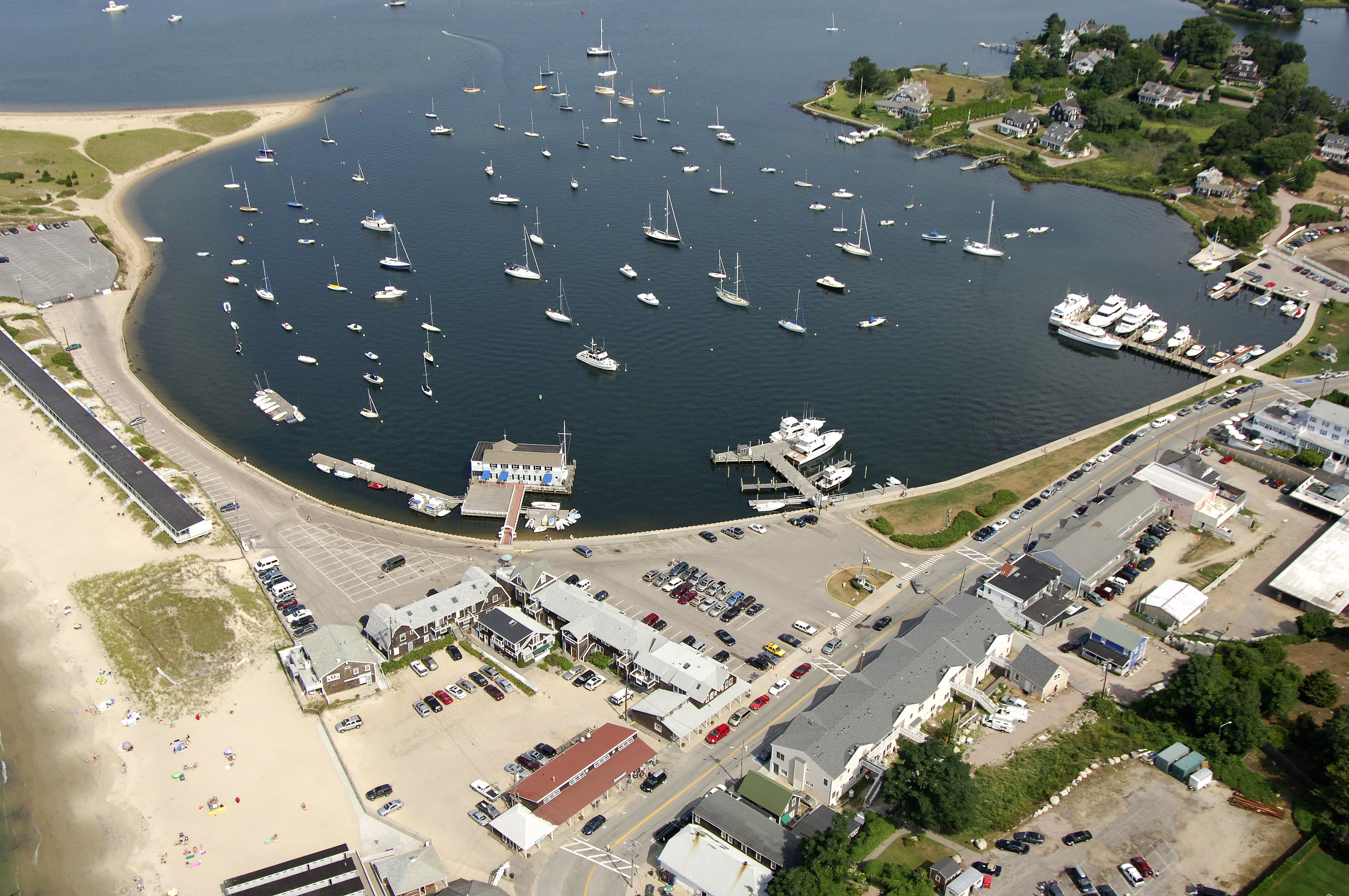 Watch hill harbor in watch hill ri united states harbor harbor watch hill harbor geenschuldenfo Image collections