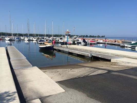 Egg Harbor Municipal Dock
