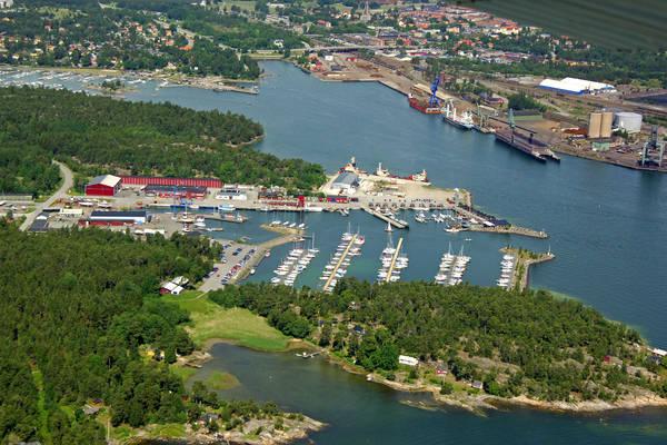 Oxeloesund Fiskehamnen Marina