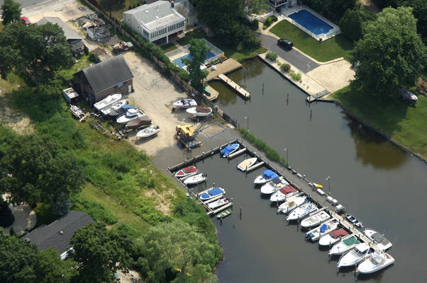 Blue Lagoon Marina