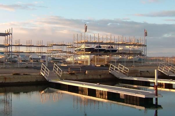 Port Adhoc Port-Leucate Marina