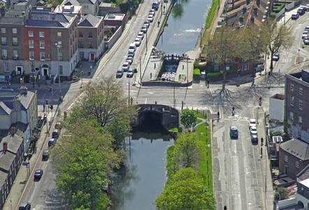 Eustace Bridge and Lock