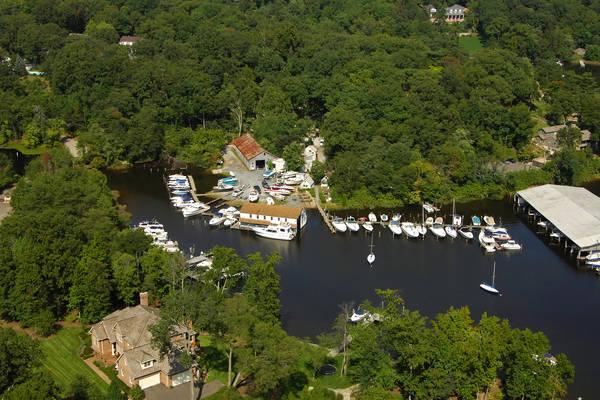 Severna Park Yacht Basin In Severna Park Md United