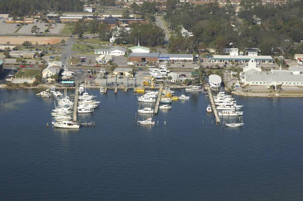 The Boat Marina & Boat Yard