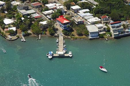 Dewey Town Dock
