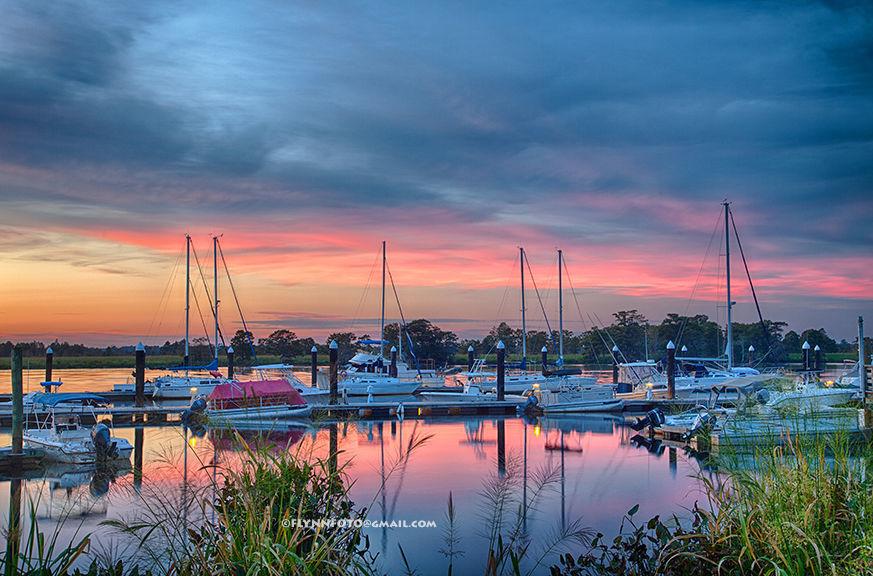 Heritage Plantation Marina In Pawleys Island Sc United States