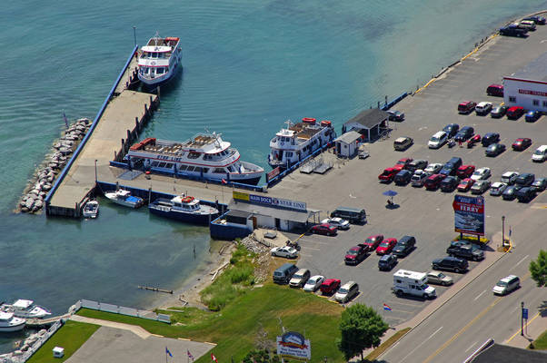 Star Line Mackinac Island Ferry