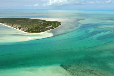 Fish Cay South Anchorage