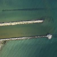 Port Darlington Harbor Inlet
