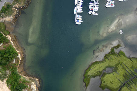Blynman Canal Inlet