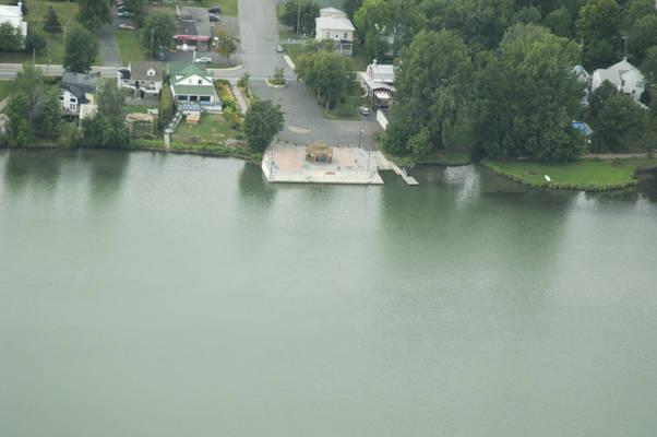 St. Antoine Public Dock