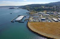 Cap Sante Marine South Yard