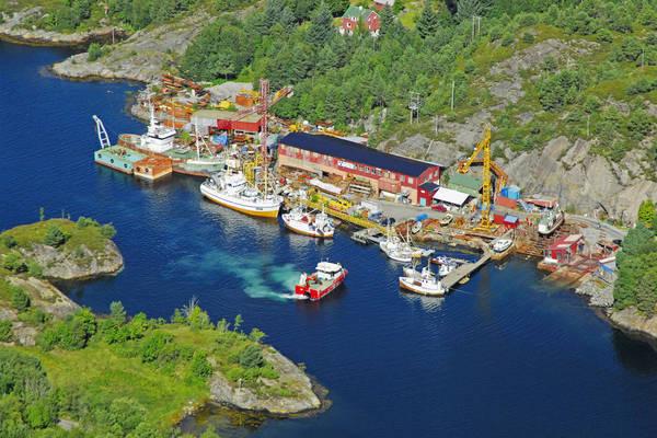 Nordneset Fishing Harbour