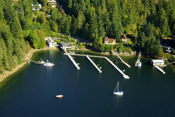 Seattle Yacht Club Garden Bay Station