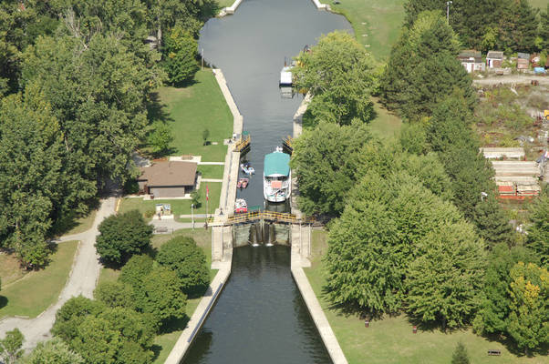 Trent Canal Lock 20