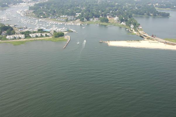 Milford Harbor Inlet