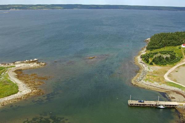 Gabarus Harbour Inlet