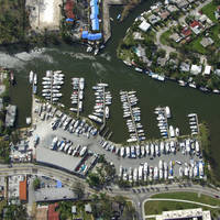 Hurricane Cove Marina