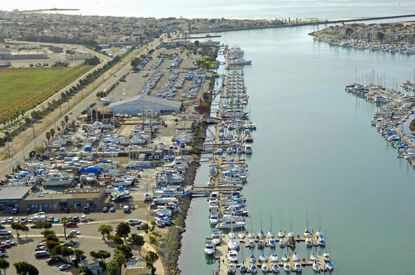 Channel Islands Boatyard