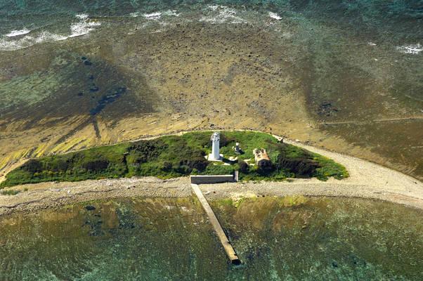 Punta Licosa Light