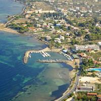 North Aigina Harbour