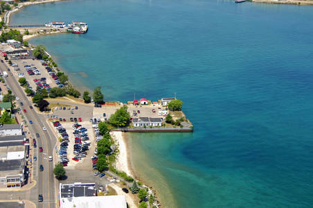 Arnold Mackinac Ialand Ferry