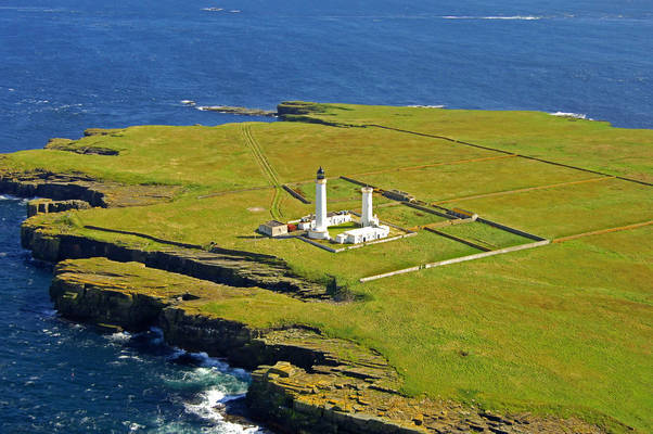 Pentland Skerries Lighthouse