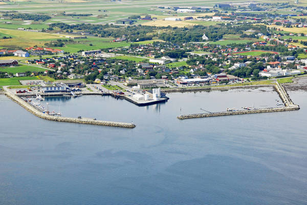 Brekstad Harbour