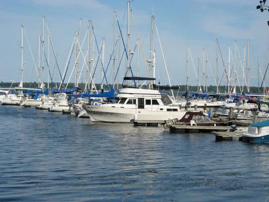 Gilbert Brook Marina