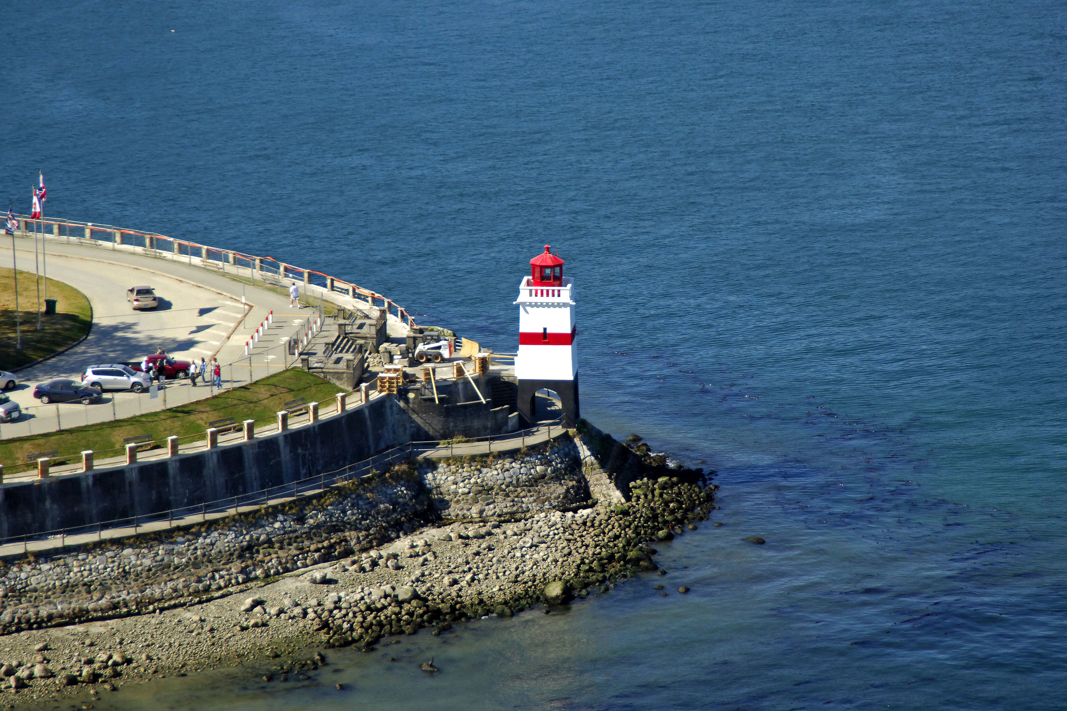Brockton Point Lighthouse in Vancouver, BC, Canada - lighthouse Reviews - Phone Number - Marinas.com