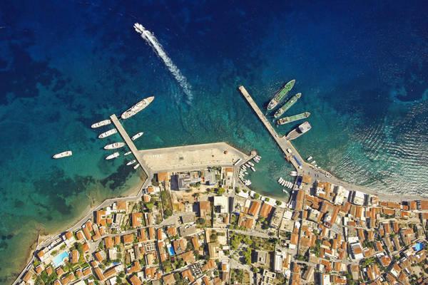 Spetsai New Harbour
