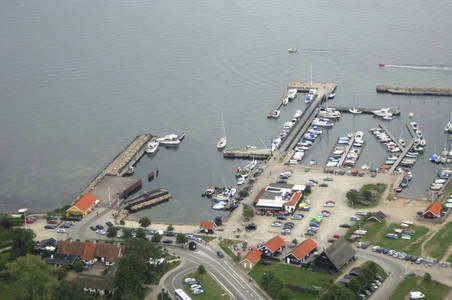 Roervig-Hundested Ferry