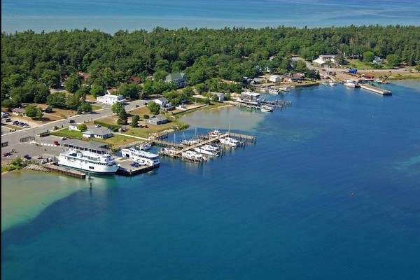 Beaver Island Municipal Marina